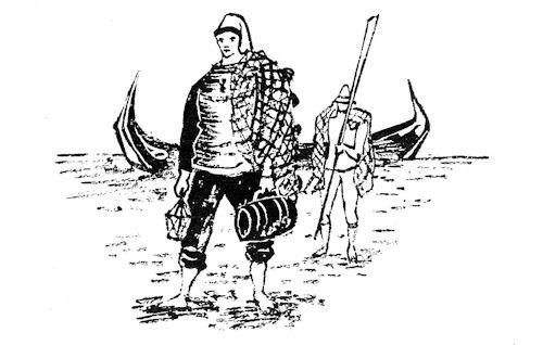 """""""os pescadores"""" de raulbrandão"""
