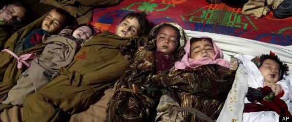 as crianças afegãs