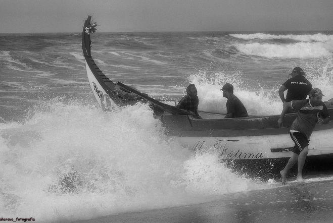 barco mar maria de fátima
