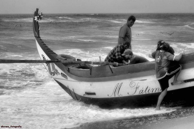 barco de mar, maria de fátima