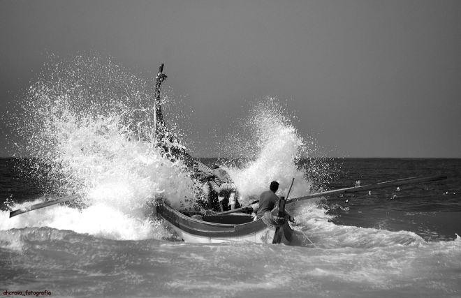 barco de mar maria de fátima