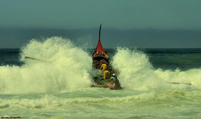 barco de mar s.josé; companha do zé monteiro; praia de mira, 2009