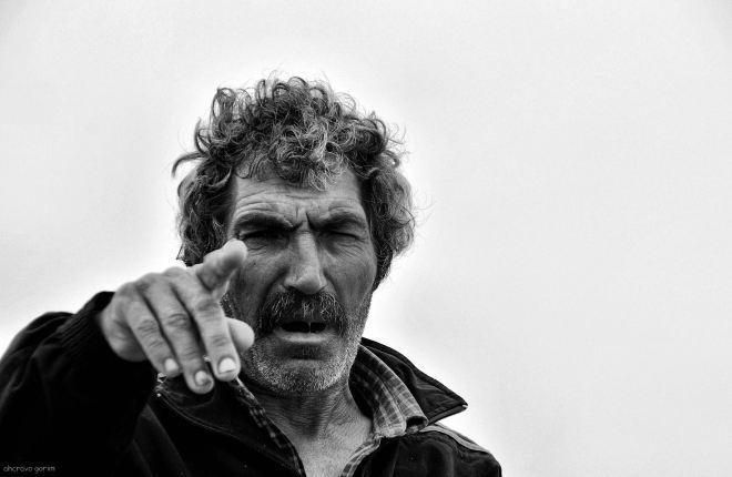 o homem do mar: agostinho trabalhito (canhoto)