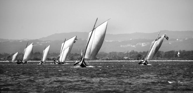 em bando na regata da ria de 2013