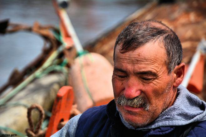 não tá fácil a vida de pescador