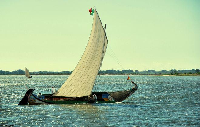 ser vento e navegar