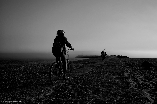 a solidão no molhe norte(2)